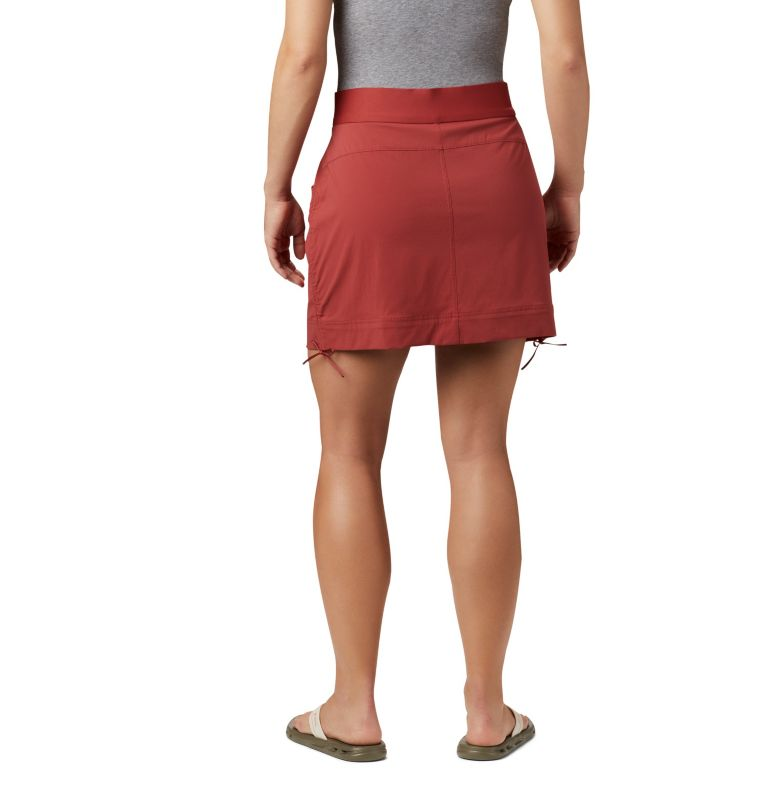 Anytime Casual™ Skort | 638 | S Jupe-short Anytime Casual™ pour femme, Dusty Crimson, back