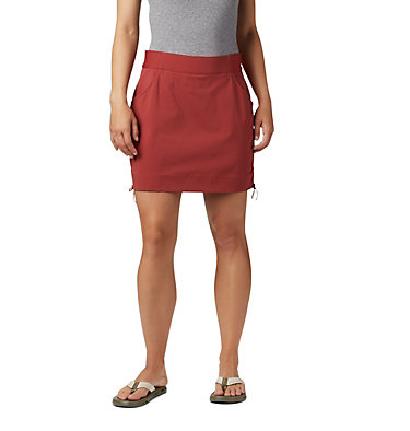 Women's Anytime Casual™ Skort Anytime Casual™ Skort | 010 | L, Dusty Crimson, front