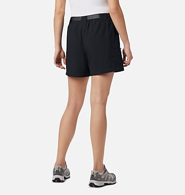 Women's Sandy River™ Cargo Shorts Sandy River™ Cargo Short | 319 | L, Black, back