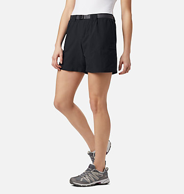 Women's Sandy River™ Cargo Shorts Sandy River™ Cargo Short | 319 | L, Black, front