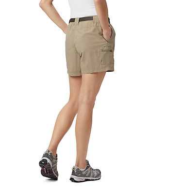 Women's Sandy River™ Cargo Shorts Sandy River™ Cargo Short | 319 | L, Tusk, back