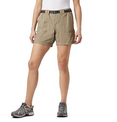 Women's Sandy River™ Cargo Shorts Sandy River™ Cargo Short | 319 | L, Tusk, front