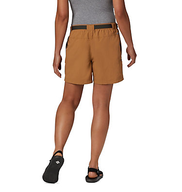 Women's Sandy River™ Cargo Shorts Sandy River™ Cargo Short | 319 | L, Light Elk, back