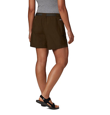 Women's Sandy River™ Cargo Shorts Sandy River™ Cargo Short | 319 | L, Olive Green, back