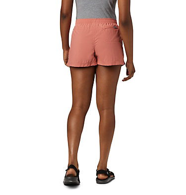 Women's Sandy River™ Shorts Sandy River™ Short | 451 | L, Dark Coral, back