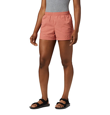 Women's Sandy River™ Shorts Sandy River™ Short | 451 | L, Dark Coral, front