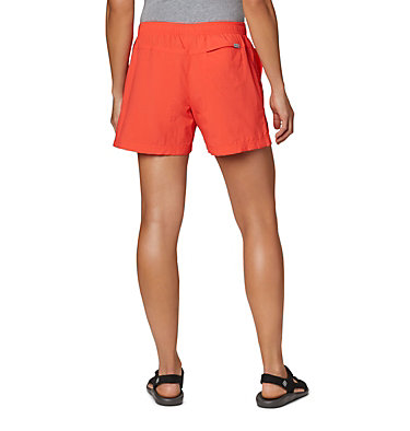 Women's Sandy River™ Shorts Sandy River™ Short | 451 | L, Bright Poppy, back