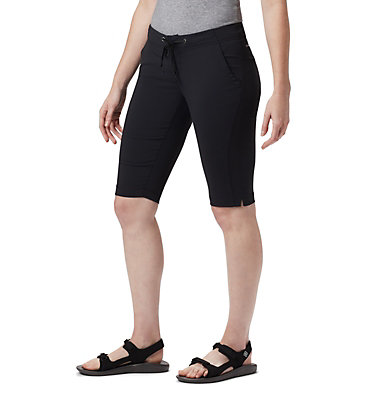 Women's Anytime Outdoor™ Long Shorts Anytime Outdoor™ Long Short | 249 | 4, Black, front