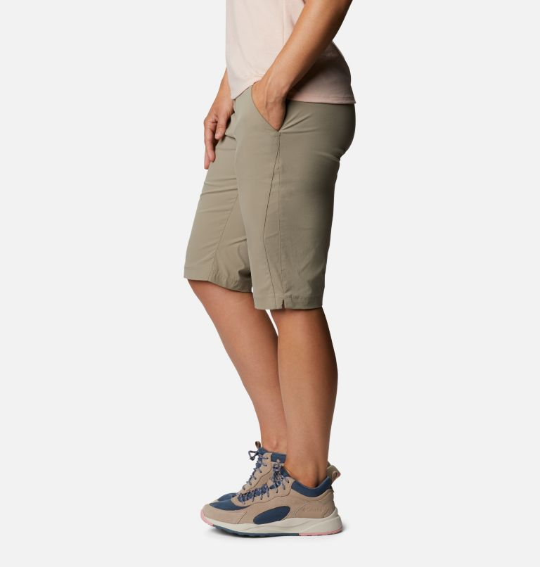 Anytime Outdoor™ Long Short   221   4 Women's Anytime Outdoor™ Long Shorts, Tusk, a1