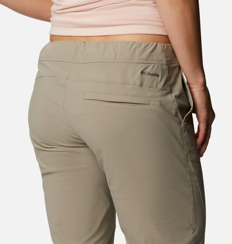 Anytime Outdoor™ Long Short   221   4 Women's Anytime Outdoor™ Long Shorts, Tusk, a3