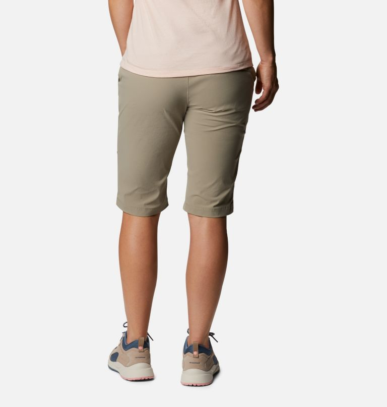 Anytime Outdoor™ Long Short   221   4 Women's Anytime Outdoor™ Long Shorts, Tusk, back