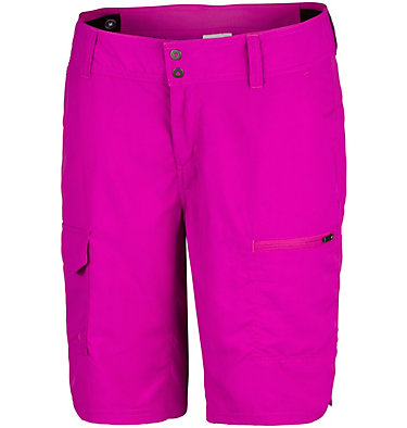 Shorts Cargo Silver Ridge™ Femme Silver Ridge™ Cargo Short | 404 | 8, Groovy Pink, front