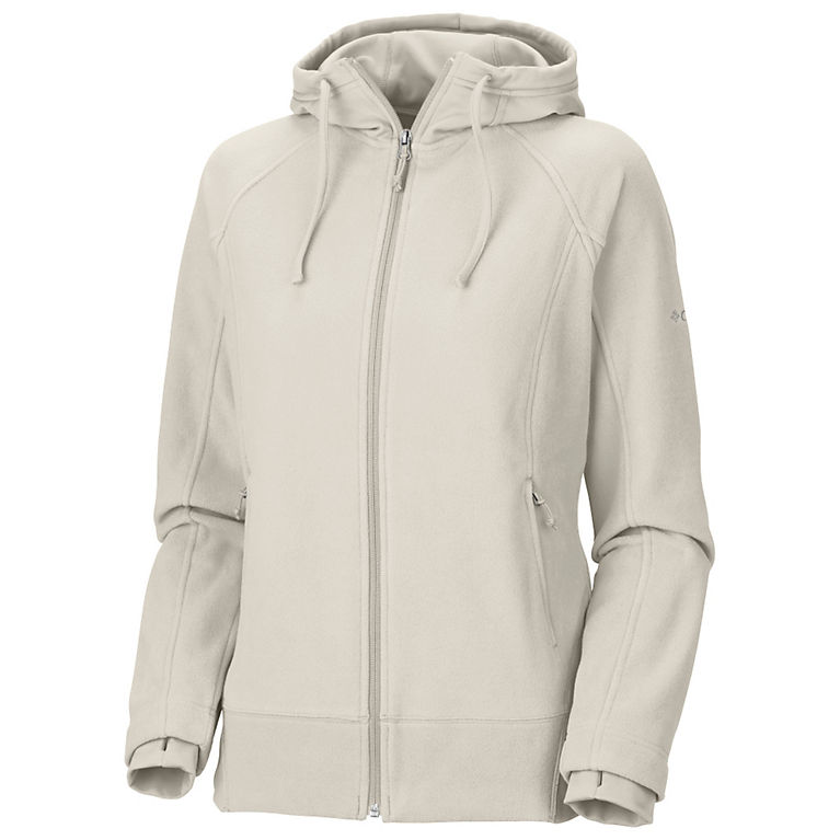 Columbia Womens Fast Trek Hooded Jacket