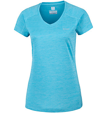 Women's Zero Rules™ T-Shirt Zero Rules™ Short Sleeve Shirt | 487 | XS, Atoll Heather, front