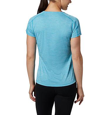 Women's Zero Rules™ Short Sleeve Shirt Zero Rules™ Short Sleeve Shirt | 847 | XS, Clear Water Heather, back