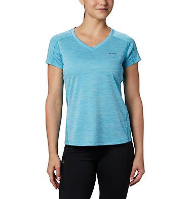 Women's Zero Rules™ Short Sleeve Shirt Zero Rules™ Short Sleeve Shirt | 847 | XS, Clear Water Heather, front