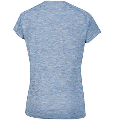 Women's Zero Rules™ T-Shirt Zero Rules™ Short Sleeve Shirt | 487 | XS, Blue Dusk Heather, back