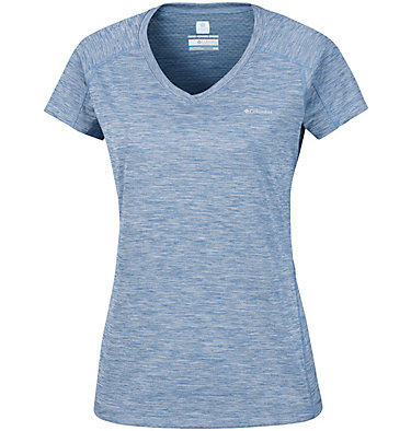 Women's Zero Rules™ T-Shirt Zero Rules™ Short Sleeve Shirt | 487 | XS, Blue Dusk Heather, front