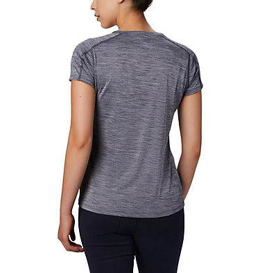 T-shirt Zero Rules™ Femme Zero Rules™ Short Sleeve Shirt | 487 | XS, Nocturnal Heather, back