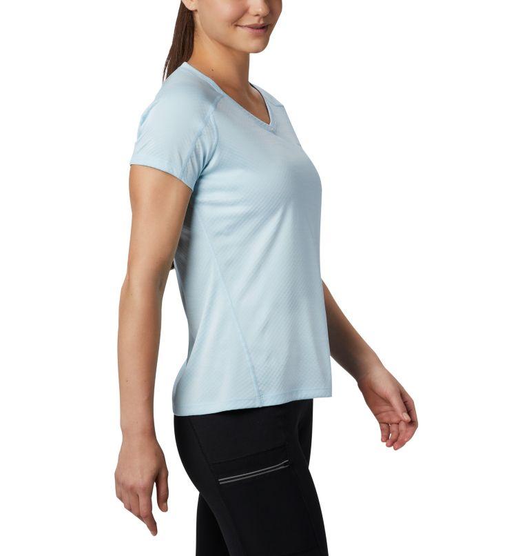 Zero Rules™ Short Sleeve Shirt   490   XS Women's Zero Rules™ Short Sleeve Shirt, Spring Blue Heather, a1