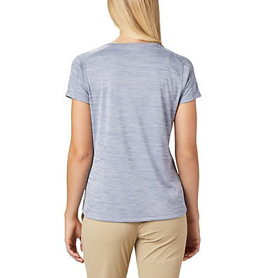 Women's Zero Rules™ T-Shirt Zero Rules™ Short Sleeve Shirt | 487 | XS, New Moon Heather, back
