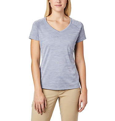 T-shirt Zero Rules™ Femme Zero Rules™ Short Sleeve Shirt | 487 | XS, New Moon Heather, front