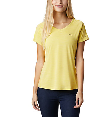 T-shirt Zero Rules™ Femme Zero Rules™ Short Sleeve Shirt | 487 | XS, Buttercup Heather, front