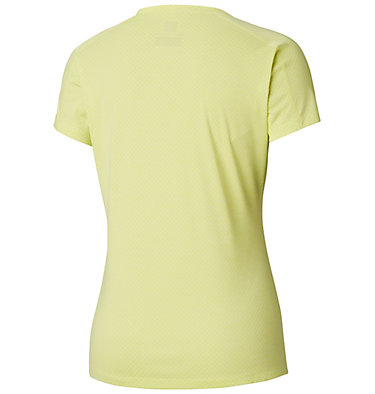 T-shirt Zero Rules™ Femme Zero Rules™ Short Sleeve Shirt | 487 | XS, Sunnyside Heather, back