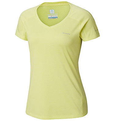 Women's Zero Rules™ T-Shirt Zero Rules™ Short Sleeve Shirt | 487 | XS, Sunnyside Heather, front