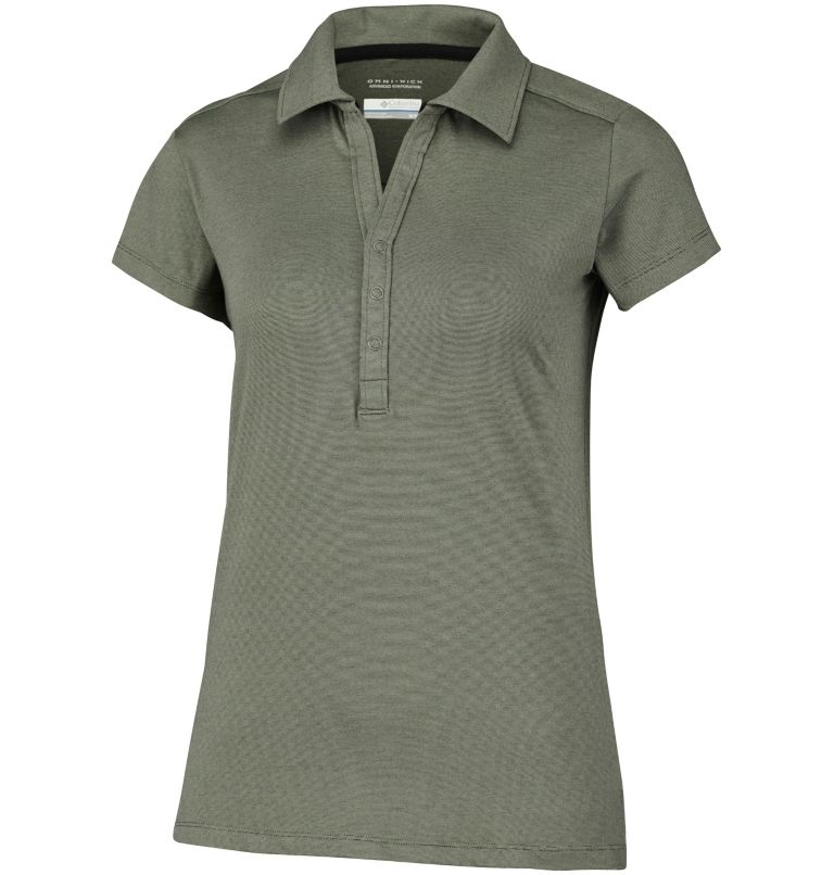 Shadow Time™ Polo für Damen Shadow Time™ Polo für Damen, front
