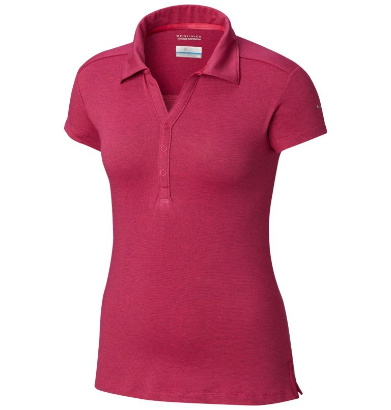 Polo Shadow Time™ da donna Polo Shadow Time™ da donna, front