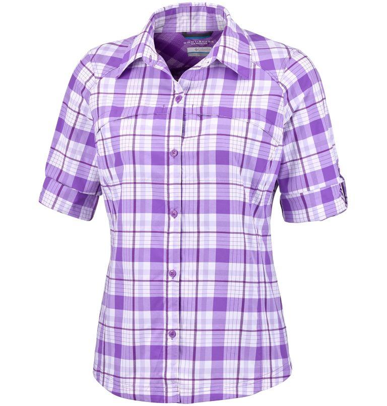 Silver Ridge™ Langarm-Hemd mit Karomuster für Damen Silver Ridge™ Langarm-Hemd mit Karomuster für Damen, a1