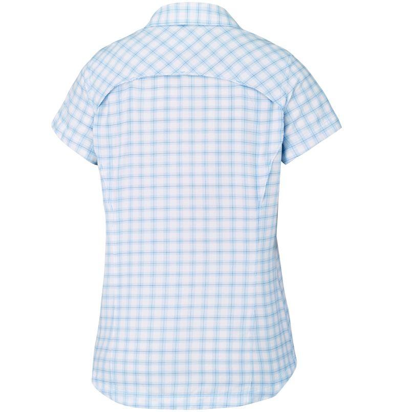 Camisa de manga corta a cuadros Silver Ridge™ para mujer Camisa de manga corta a cuadros Silver Ridge™ para mujer, back