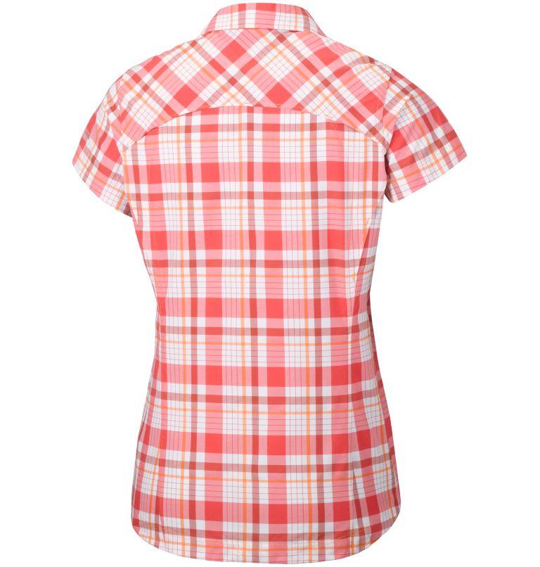Chemise à manches courtes à carreaux multiples Silver Ridge™ Femme Chemise à manches courtes à carreaux multiples Silver Ridge™ Femme, back