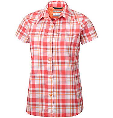 Chemise à manches courtes à carreaux multiples Silver Ridge™ Femme , front