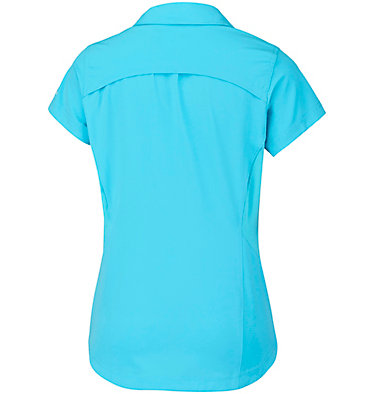 Women's Silver Ridge™ Short Sleeve Shirt Silver Ridge™ Short Sleeve Shi | 404 | XS, Atoll, back