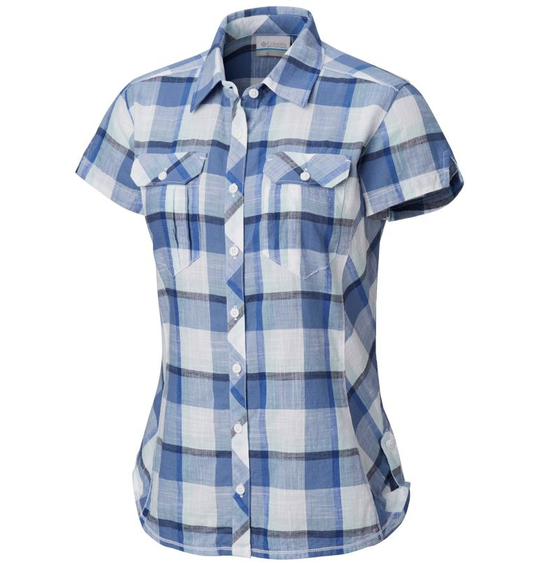 Chemise à manches courtes Camp Henry™ Femme Chemise à manches courtes Camp Henry™ Femme, front