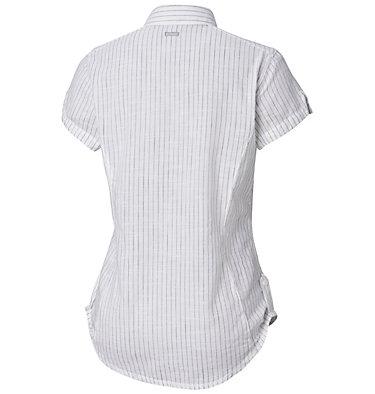 Chemise à manches courtes Camp Henry™ Femme Camp Henry™ Short Sleeve Shirt | 549 | M, Nocturnal Stripe, back