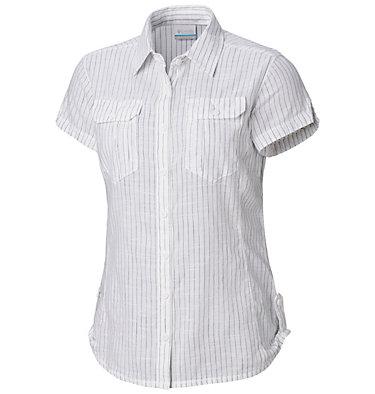 Chemise à manches courtes Camp Henry™ Femme Camp Henry™ Short Sleeve Shirt | 549 | M, Nocturnal Stripe, front