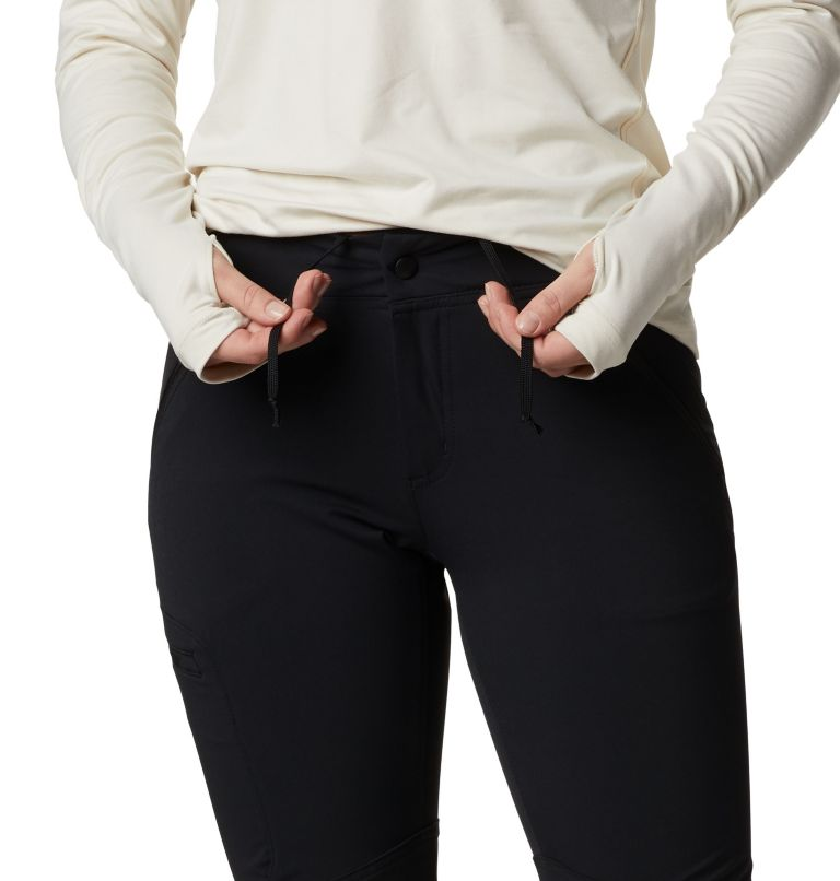 Passo Alto™ Pant | 011 | 2 Pantaloni a gamba diritta Back Up Passo Alto™ da donna, Black, a2