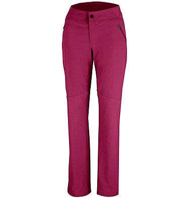Back Up Passo Alto™ Hose mit geradem Bein für Damen Passo Alto™ Pant | 425 | 10, Wine Berry, front