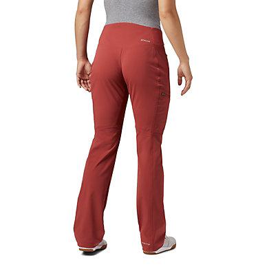Back Up Passo Alto™ Hose mit geradem Bein für Damen Passo Alto™ Pant | 425 | 10, Dusty Crimson, back