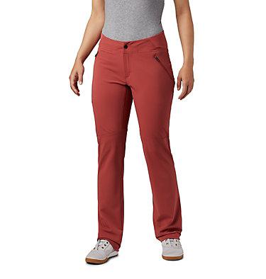 Back Up Passo Alto™ Hose mit geradem Bein für Damen Passo Alto™ Pant | 425 | 10, Dusty Crimson, front