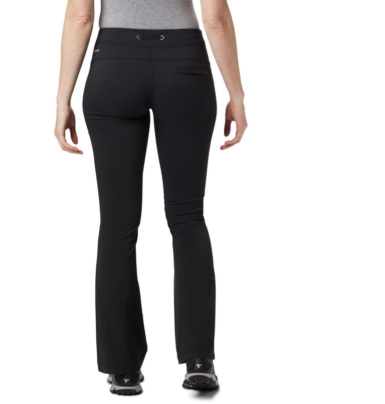 Anytime Outdoor™ Boot Cut Pant   010   8 Women's Anytime Outdoor™ Boot Cut Pants, Black, back