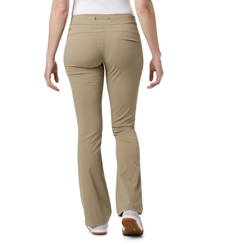 Anytime Outdoor™ Boot Cut Pant | 221 | 10 Women's Anytime Outdoor™ Boot Cut Pants, Tusk, back