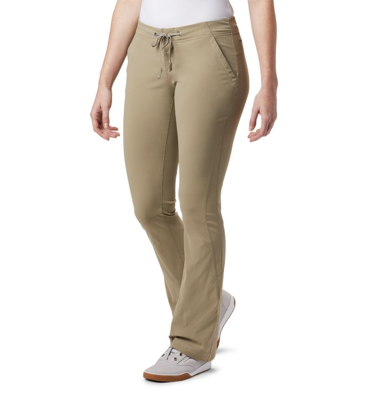 Anytime Outdoor™ Boot Cut Pant | 221 | 10 Women's Anytime Outdoor™ Boot Cut Pants, Tusk, front