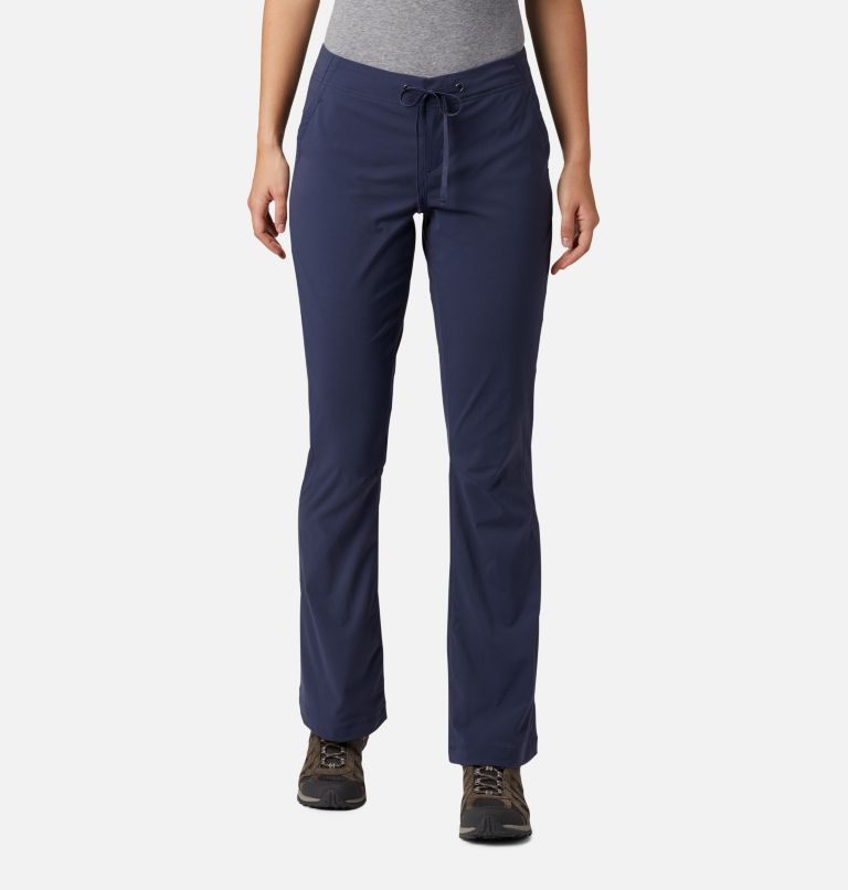 Anytime Outdoor™ Boot Cut Pant | 591 | 14 Women's Anytime Outdoor™ Boot Cut Pants, Nocturnal, front
