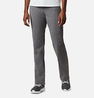 Pantalon jambe droite Just Right™ pour femme Just Right™ Straight Leg Pant | 023 | 10, City Grey, front