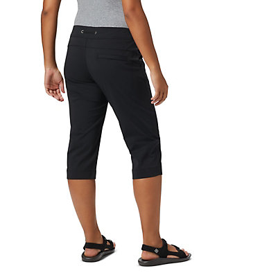 Women's Anytime Outdoor™ Capri Anytime Outdoor™ Capri | 249 | 4, Black, back