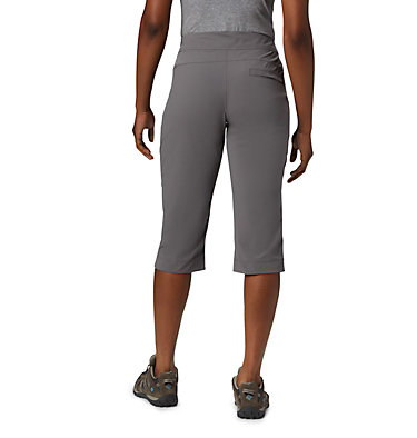 Women's Anytime Outdoor™ Capri Anytime Outdoor™ Capri | 249 | 2, City Grey, back